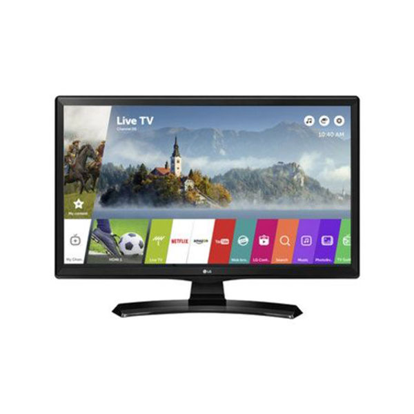 "TV MONITOR LED 23,6"" LG 24MT49S-PZ SMART TV EUROPA BLACK"