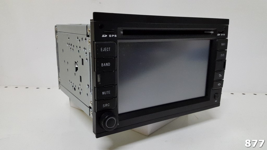 "Peugeot 307 2004-2011 3008 5008 Autoradio 6,2"" HD Touch DVD GPS VCDC USB SD BT"