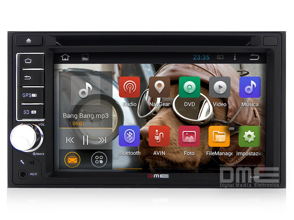 autoradio android 4.2.2
