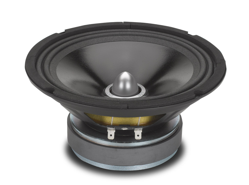 Midwoofer 200 mm. bobina 32 mm. 200 W RMS