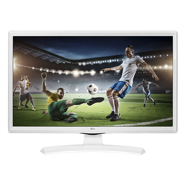 "MONITOR LED TV 28"" LG 28TK410V-WZ EUROPA WHITE"