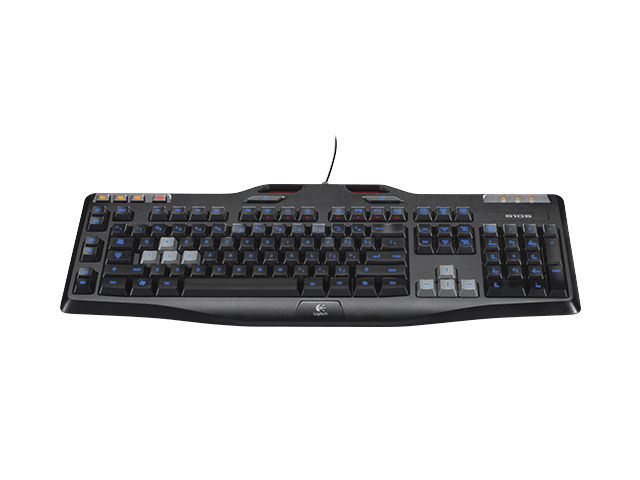 TASTIERA USB LOGITECH KEYBOARD G105 GAMING 920-005050
