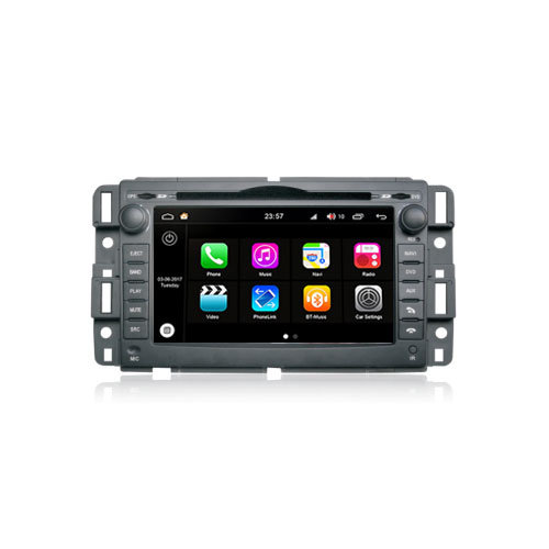 "Autoradio Gmc Android 8.0 Touch 7"" HD DVD GPS Bluetooth USB WIFI S200"