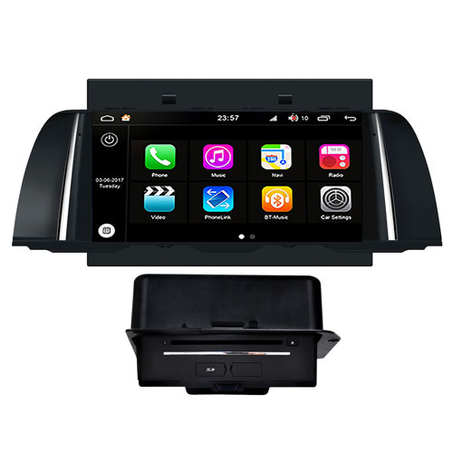 "Autoradio BMW serie 5 2014 Android 8.0 Touch 10.2"" HD GPS Bluetooth WIFI S200"