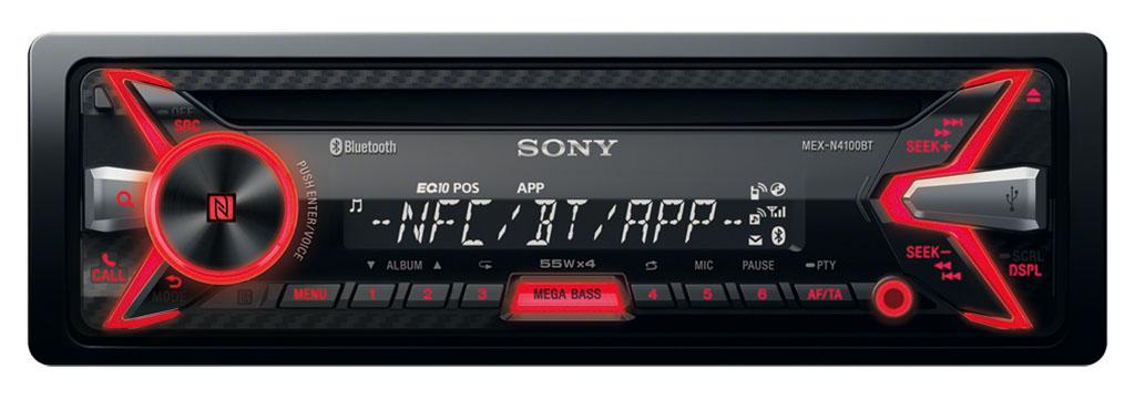 MEX-N4100BT