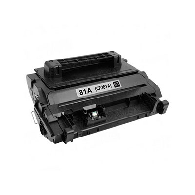 TONER COMPATIBILE HP CF281A BLACK