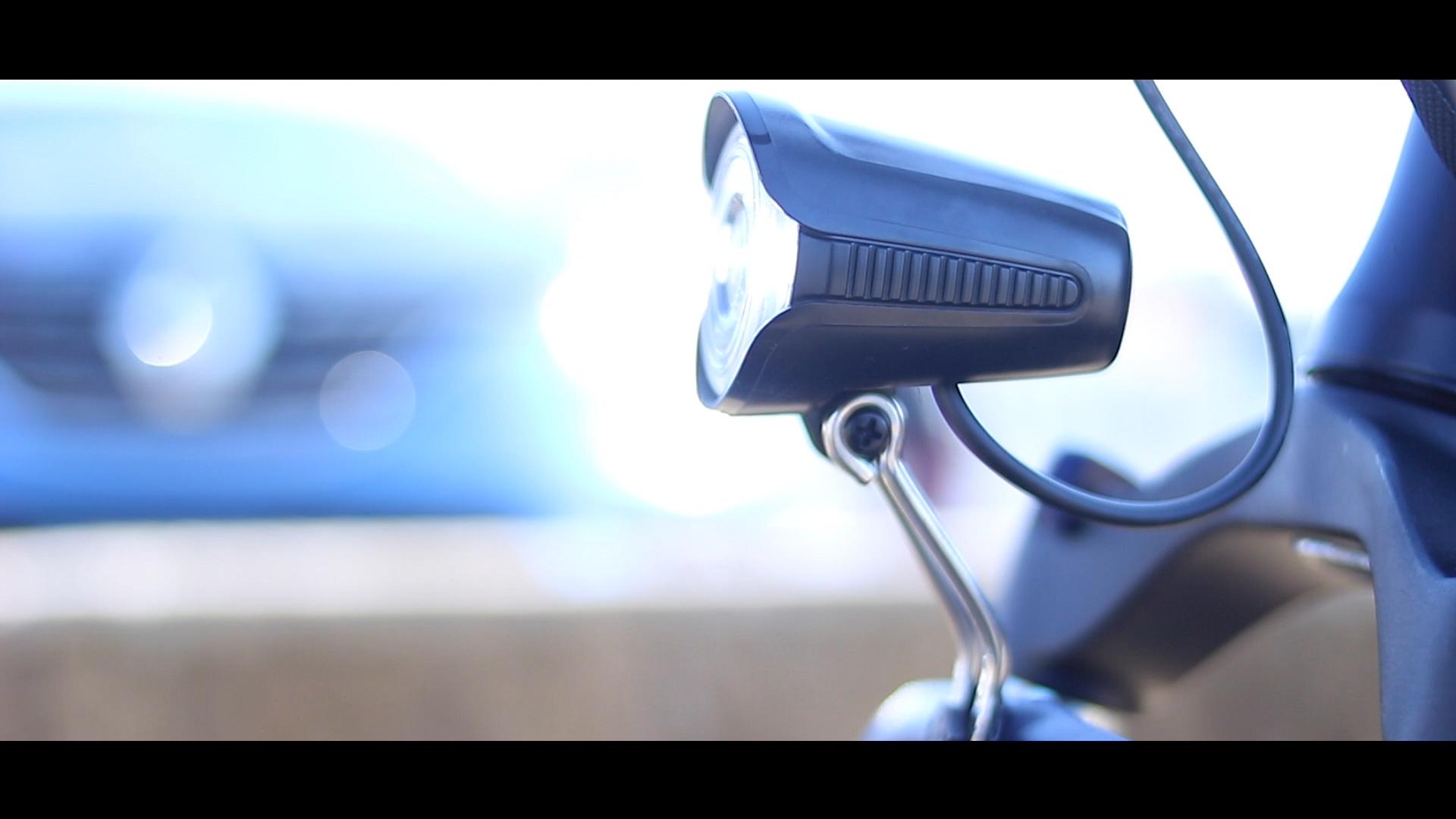 bici con motore elettrico