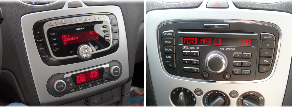 autoradio multimediale per ford mondeo