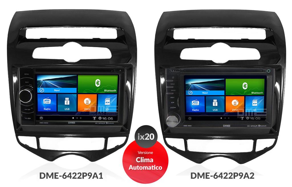 autoradio multimediale per Hyundai ix20