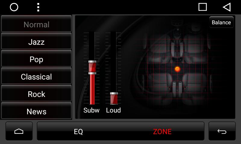 radio android 2din 1din con RDS fiat punto evo