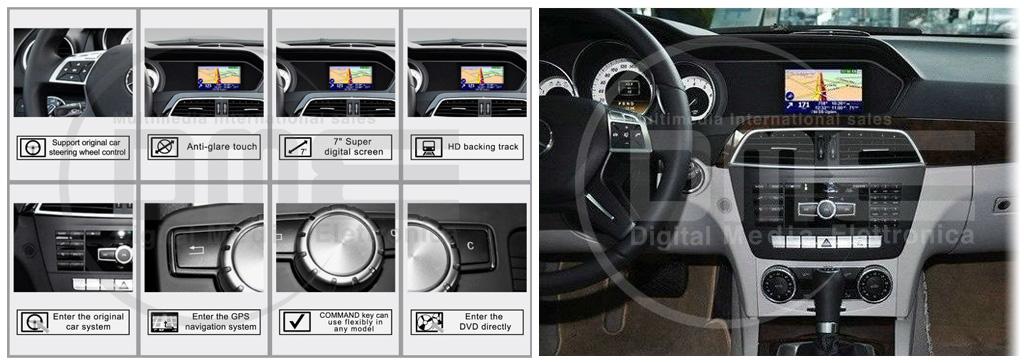 autoradio multimediale per marca modello
