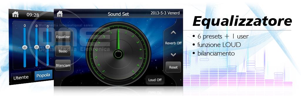 stereo per Fiat Punto EVO