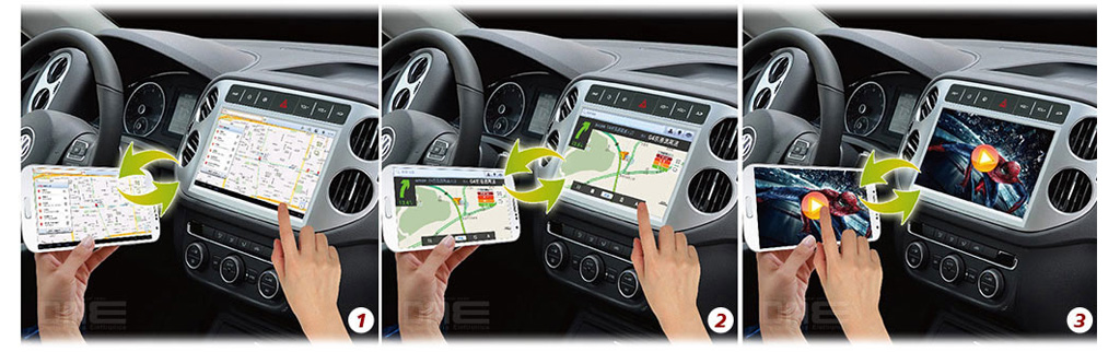 autoradio fiat con mirrorlink