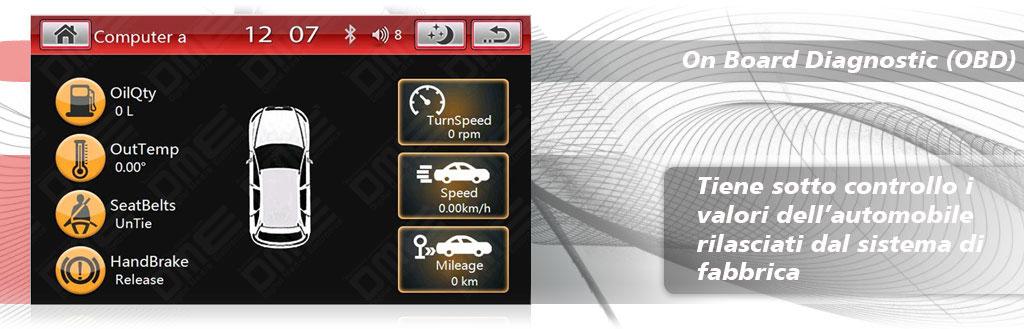 autoradio volkswagen con obd