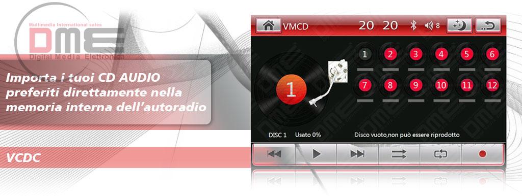 autoradio con cd