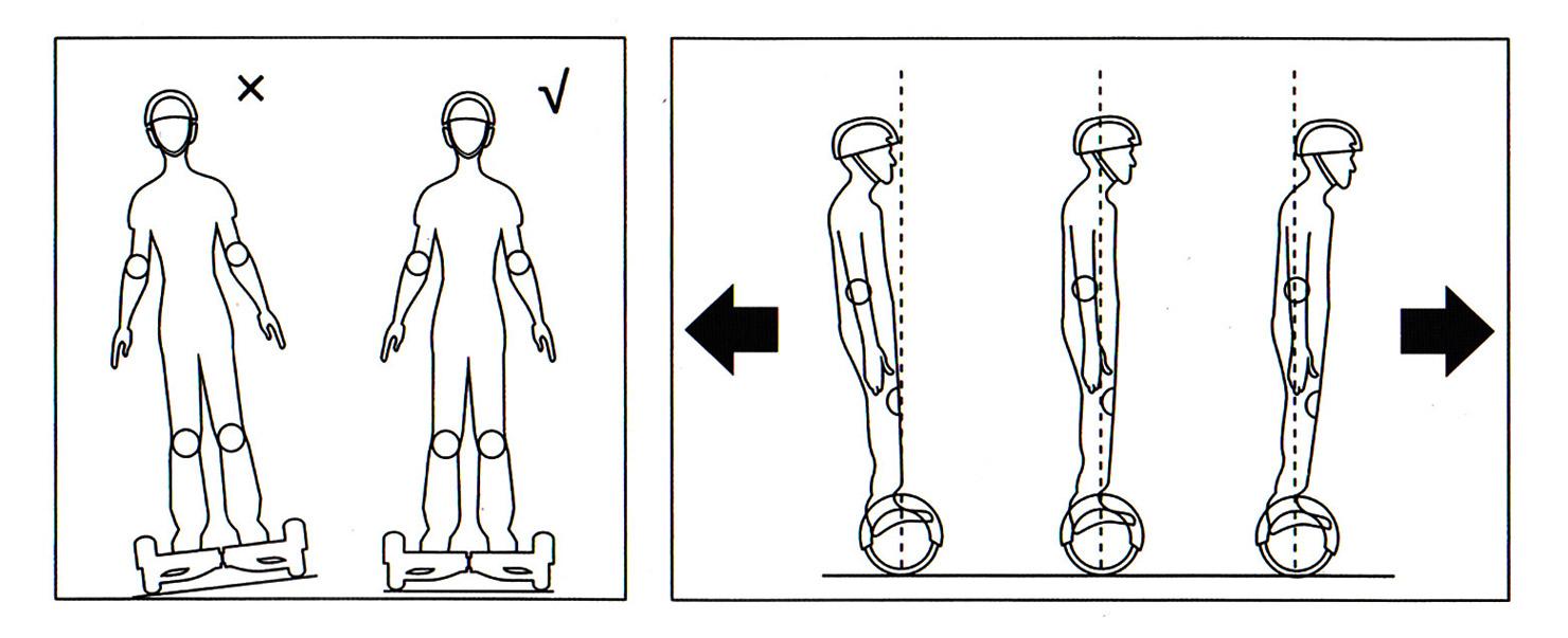 hoverboard elettrico autobilanciante