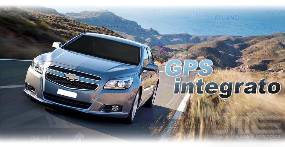 navigatore gps per Fiat 500