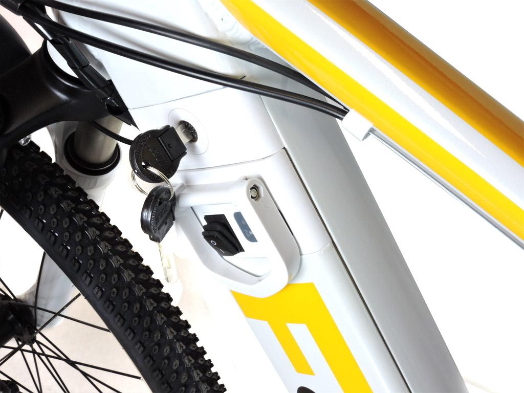 mountain bike a pedalata assistita