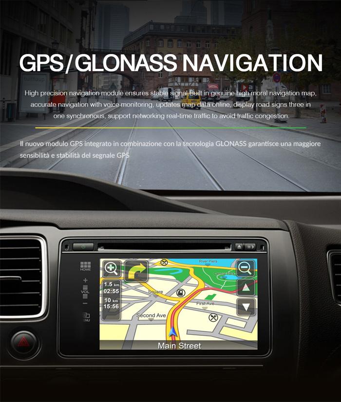 navigatore compatibile android