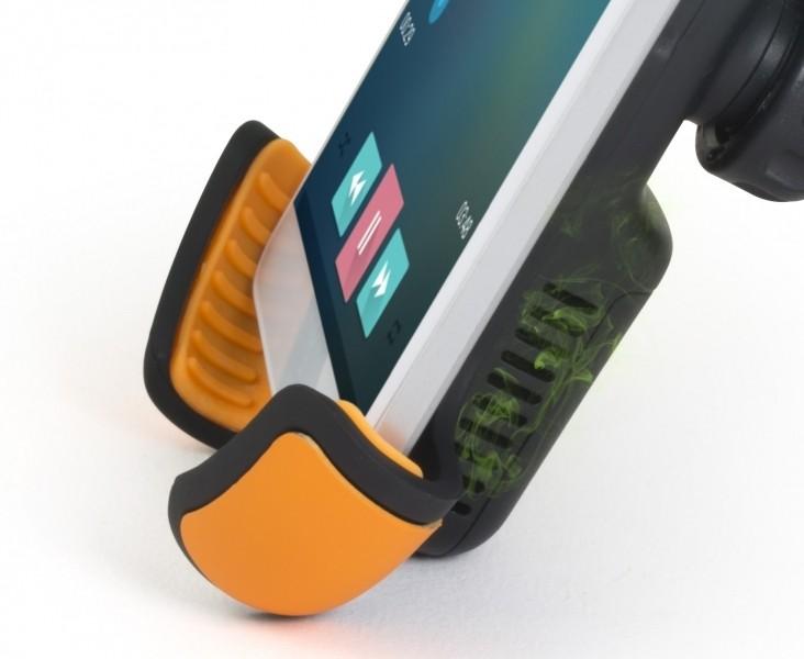 faro led posteriore bici con telecomando