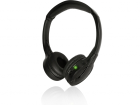 Cuffie Headphones IR Wireless