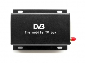 Ricevitore digitale TV DVB-T  per interfacce e autoradio DME Yellow Series