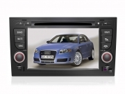 "Autoradio Audi A4 7"" Full HD Touch DVD GPS VCDC USB SD BT WIFI 3G Video 1080px"