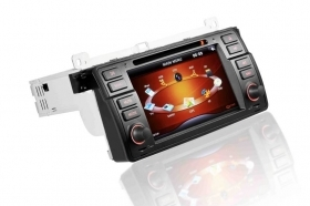 "BMW E46 DME Autoradio 7"" Touch"