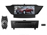 "Autoradio BMW X1 9"" Full HD Touch DVD GPS VCDC USB SD BT WIFI 3G Video 1080px"