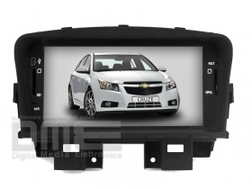 "Chevrolet Cruze Autoradio 7"" Full HD Touchscreen DVD GPS Navi VCDC USB SD BT"