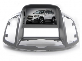 Chevrolet New Captiva 2012 al