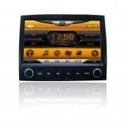 "Chevrolet Epica 2006-10 Autoradio display 6.2"" Touchscreen USB GPS Bluetooth PIP"