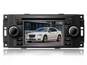 Autoradio Chrysler 300C 2012 5