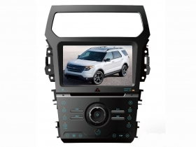Autoradio Ford Explorer 2013 9
