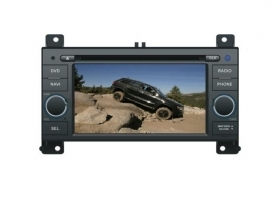 Jeep Grand Cherokee Autoradio