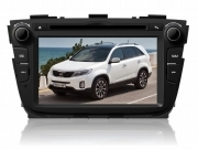 "Autoradio Kia Sorento 2012 2013  7"" HD Touch DVD GPS VCDC USB SD BT WIFI S100"