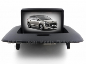 Autoradio Peugeot 3008 Display