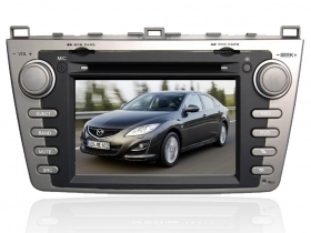 "Autoradio Mazda 6 2009 2011 7"" Full HD Touch DVD GPS VCDC USB SD BT WIFI bose"