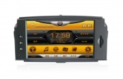 "Mercedes W204 C180 C200 Autoradio 6.2"" Touchscreen USB SD Navigatore GPS BT"