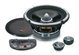 SP 65.S PRO Impact Sistema 2 vie altoparlanti casse woofer tweeter 16,5cm 32mm