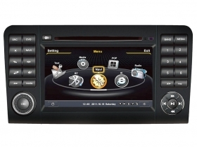 Mercedes ML 350 Autoradio 7&qu