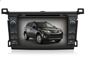 "Autoradio TOYOTA Rav4 2013 7"" HD Touch DVD GPS VCDC USB SD BT WIFI S100"