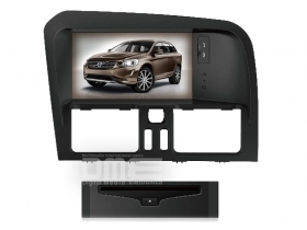 Volvo XC60 Autoradio 7'' Full HD Touch DVD GP VCDC USB SD BT WIFI 3G 1080p