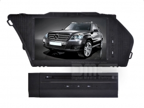 Autoradio Mercedes GLK 2008-2010 7'' HD touch DVD GPS VCDC USB SD WIFI 3G