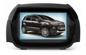 Autoradio Ford Ecosport 7'' Full HD Touchscreen DVD GPS VCDC USB SD BT WIFI 3G