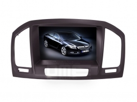 "Autoradio Opel Insignia 8"" HD Touchscreen DVD Navigatore GPS USB SD BT"