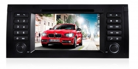 "BMW 5 Serie 5 e 7 E39/E38 X5 E53 Autoradio 7"" HD Touch DVD BT GPS USB SD WIFI 3G"