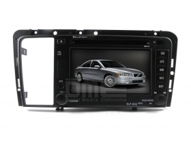 "Volvo S60 V70 XC70 2005-09 Autoradio 6,5"" HD Touch DVD Navi GPS USB SD WiFi NET"