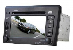 "Volvo S60 V70 XC70 2004 Autoradio 6,5"" HD Touch DVD Navi GPS USB SD WiFi Net"