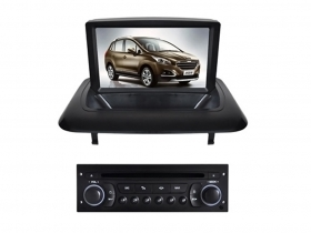 "Peugeot 3008 Autoradio modulare 8"" HD Touchscreen DVD GPS VCDC USB SD BT WIFI 3G"